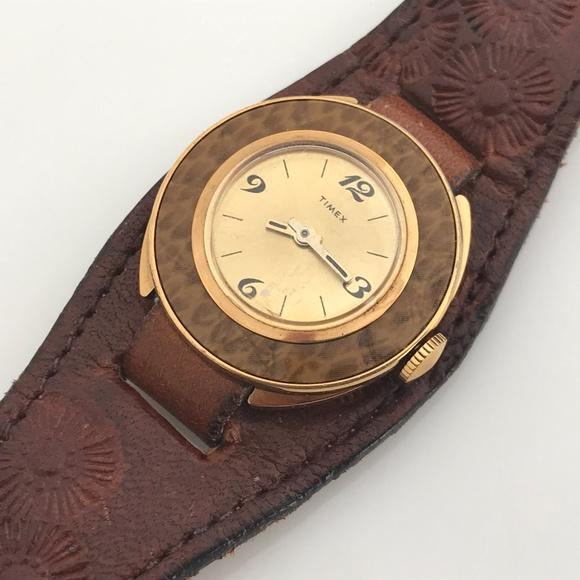 Timex Accessories - Rare Vintage Timex Ladies Watch Hand Winding